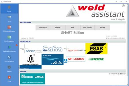 HSK Weldassistant SMART Edition 8.1.1.1615 Multilingual