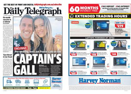 The Daily Telegraph (Sydney) – December 28, 2020