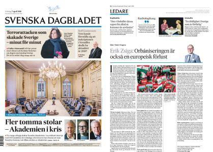 Svenska Dagbladet – 07 april 2018