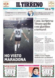 Il Tirreno Livorno - 26 Novembre 2020