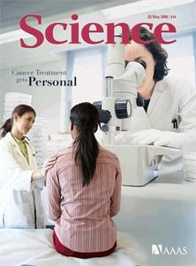 Science Magazine 26 May 2006 Vol. 312 Issue 5777