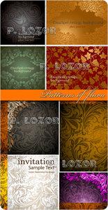 Patterns of flora