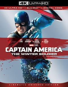 Captain America: The Winter Soldier (2014) [4K, Ultra HD]