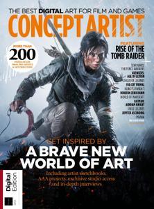 Concept Artist – July 2019