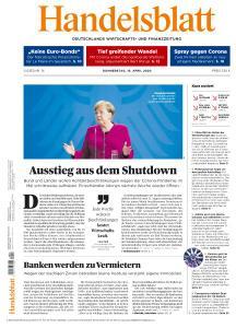 Handelsblatt - 16 April 2020