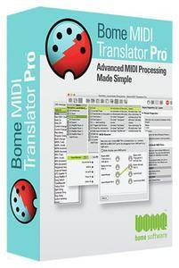 MIDI Translator Pro 1.8.2 Build 853 macOS