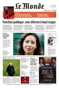 Le Monde du Samedi 3 Février 2018