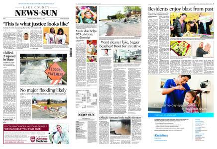 Lake County News-Sun – March 16, 2019