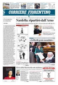 Corriere Fiorentino La Toscana - 7 Aprile 2019