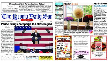 The Laconia Daily Sun – September 23, 2020