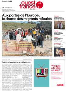 Ouest-France Édition France – 28 mai 2021