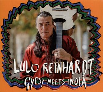 Lulo Reinhardt - Gypsy Meets India (2019)