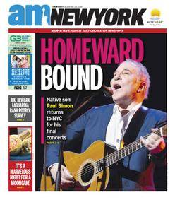 AM New York - September 20, 2018