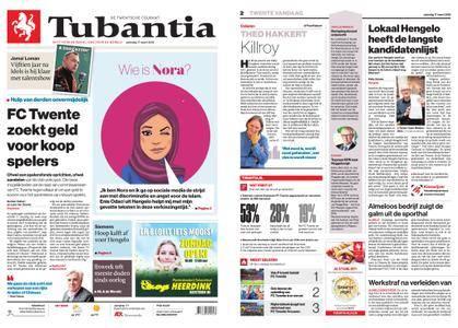 Tubantia - Enschede – 17 maart 2018