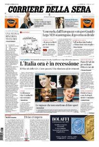 Corriere della Sera – 01 febbraio 2019