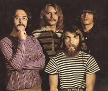 Creedence Clearwater Revival - SACD Collection (1968-1972) [Analogue Productions' Remasters 2002-03] PS3 ISO + Hi-Res FLAC