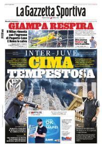 La Gazzetta dello Sport Sicilia – 06 ottobre 2019