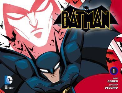Beware the Batman 001 2013 digital