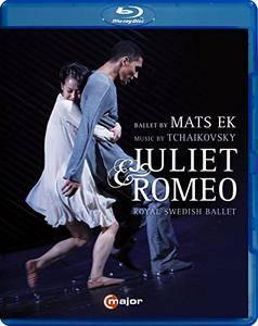 Mats Ek, Royal Swedish Ballet - Juliet & Romeo (2014) [Blu-Ray]