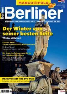 Marco Polo Berliner - Januar-Februar 2018