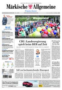 Märkische Allgemeine Prignitz Kurier - 18. Mai 2019