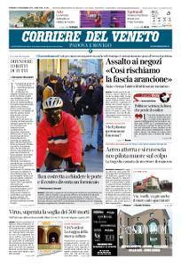 Corriere del Veneto Padova e Rovigo – 29 novembre 2020