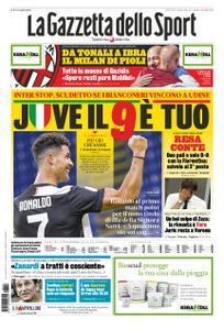 La Gazzetta dello Sport Roma – 23 luglio 2020