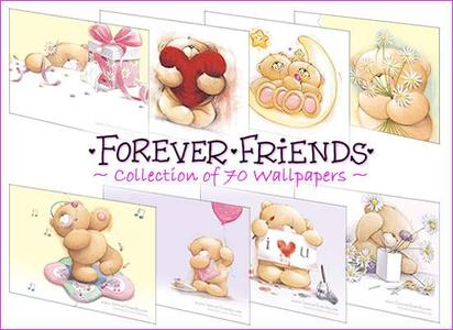 70 Forever Friends Wallpapers