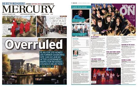 Hertfordshire Mercury – February 06, 2020