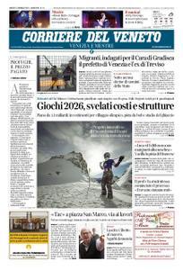 Corriere del Veneto Venezia e Mestre – 12 gennaio 2019