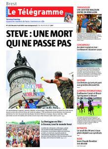 Le Télégramme Brest Abers Iroise – 04 août 2019