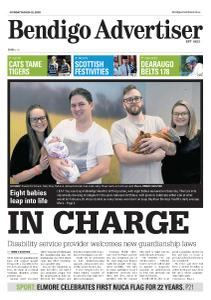 Bendigo Advertiser - March 2, 2020