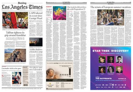 Los Angeles Times – May 30, 2021