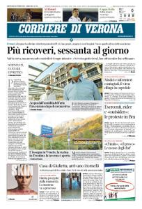 Corriere di Verona – 28 ottobre 2020