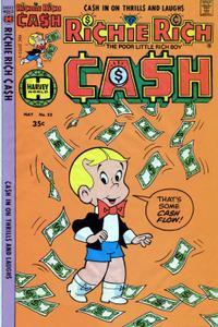 Richie Rich Cash 023 (1978-05) (c2c) (GreenGiant-DCP