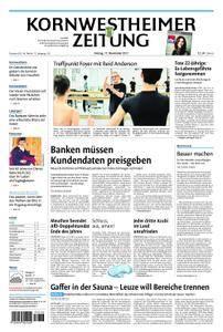 Kornwestheimer Zeitung - 17. November 2017