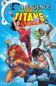 Convergence - The New Teen Titans 001 2015 Digital