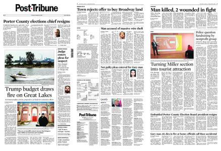 Post-Tribune – March 19, 2019