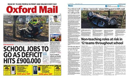 Oxford Mail – March 03, 2020