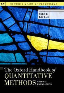 The Oxford Handbook of Quantitative Methods, Volume 1 (Repost)