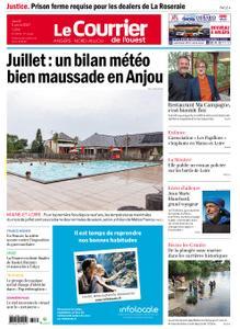 Le Courrier de l'Ouest Angers – 05 août 2021