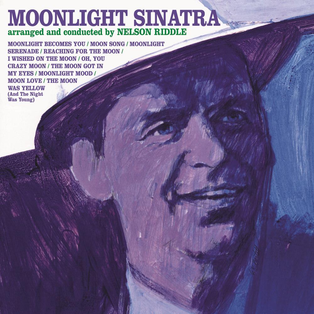 Frank Sinatra - Moonlight Sinatra (1966) [2014 Official Digital Download 24bit/44.1kHz]