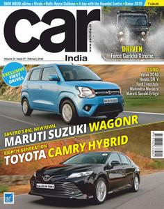 Car India - February 2019
