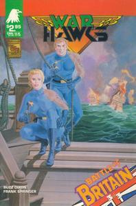 Warhawks Comics Module 009 1991 TSR c2c