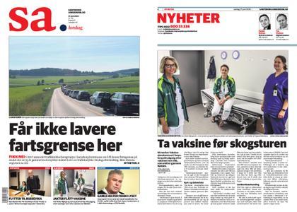 Sarpsborg Arbeiderblad – 27. juni 2020