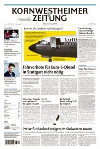 Kornwestheimer Zeitung - 10. April 2019