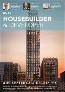 Housebuilder & Developer (HbD) - June 2019