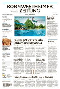 Kornwestheimer Zeitung - 04. September 2018