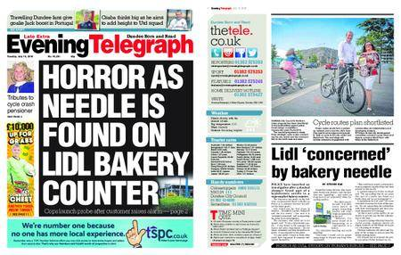 Evening Telegraph Late Edition – July 10, 2018