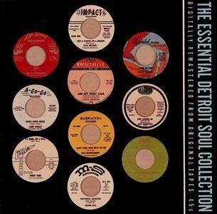 VA - The Essential Detroit Soul Collection (1992)